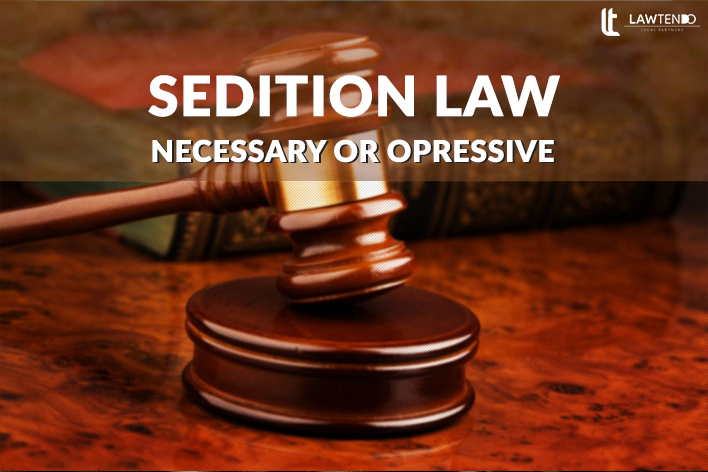 Revaluating Sedition in India